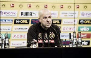 Borussia Dortmund, Bosz si gioca la panchina