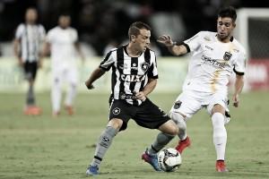 Botafogo não joga bem em estreia da Taça Rio, mas garante vitória diante do Volta Redonda