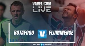 Resultado e gols Botafogo x Fluminense pelo Campeonato Carioca (2-3)