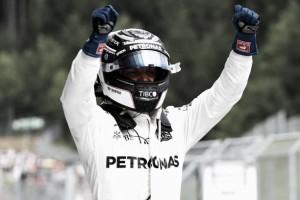 Bottas domina do começo ao fim e vence GP da Áustria de Fórmula 1