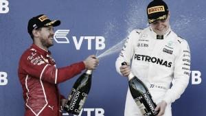 Bottas e Vettel come sulle rotaie, Hamilton deluso e Alonso abbattuto. Ma quanto va forte la Force India?