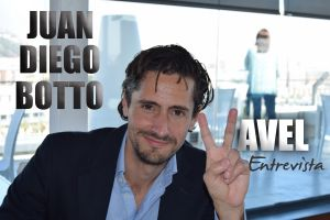 """Entrevista.Juan Diego Botto:""""Las apuestas arriesgadas son buenas para el cine"""""""