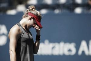 """Eugenie Bouchard: """"Este año ha sido el peor de mi carrera profesional"""""""