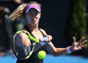 Australian Open First Round Preview: Eugenie Bouchard - Aleksandra Krunic