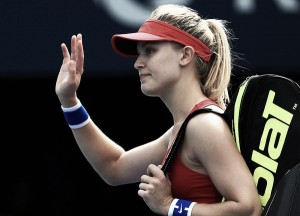 Genie Bouchard: I'm a bit low in confidence