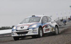 Bouffier lidera cómodamente el Rally de Polonia
