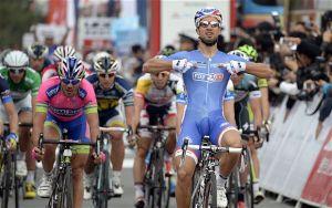 Vuelta 2014, 2° tappa: che volata di Bouhanni, delusione Sagan. Valverde nuovo leader!