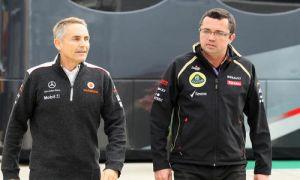 Éric Boullier quitte Lotus pour McLaren