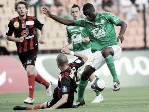 Resultado Boulogne vs Saint-Etienne (4-5)