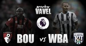 Previa Bournemouth – West Brom: lograr una identidad