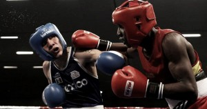 Viaja selección de boxeo a sede olímpica