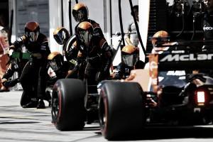 """Alonso abandonó de nuevo: """"No me importan las diferencias. Ésto es sólo un test"""""""