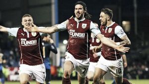Burnley 1-0 Manchester City: Boyd inspires Clarets to victory over Champions