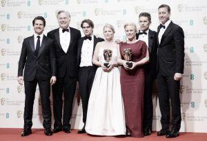 'Boyhood' vence por la mínima y 'Birdman' es ignorada en los BAFTA 2015