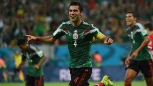 Croacia - México, puntuaciones de México, jornada 3 grupo A