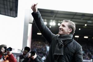 Rodgers: We've still got work to do despite Villa victory