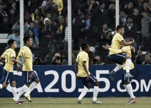 Il Brasile completa l'obiettivo quarti: battuto 2-1 il Venezuela