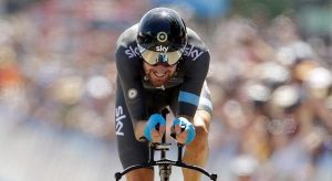 Tour of Britain Stage 8a: Wiggins wins London time trial