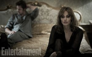 Brad Pitt y Angelina Jolie, un matrimonio en crisis en las primeras imágenes de 'By the sea'