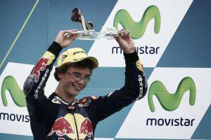 Bradley Ray ficha por el Vyrus Racing Team para correr el Moto2 European Championship