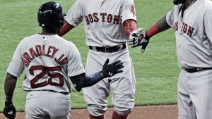 Jackie Bradley Jr. lifts Boston Red Sox in extras