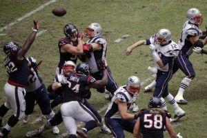 Brady y los Patriots logran la remontada ante los Texans