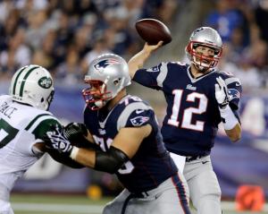 Segunda victoria de los Patriots sobre unos Jets faltos de fortuna y acierto