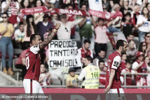 El Sporting de Braga vivió un festival de goles ante Penafiel