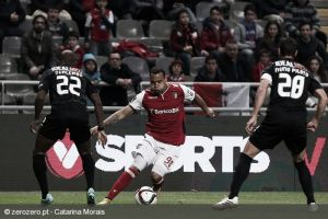 Amargo empate en Braga