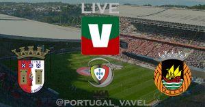 Sporting de Braga vs Rio Ave en vivo y en directo online