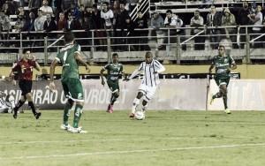 Após apagão e atraso, Luverdense vence Bragantino em Bragança Paulista