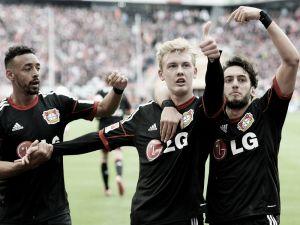 1.FC Köln 1-1 Bayer Leverkusen: Leverkusen's seven game winning streak ends in thrilling derby