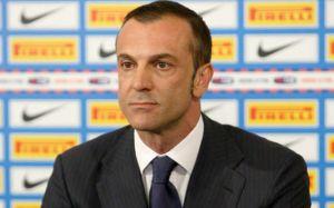 L'Inter ha risolto il contratto con Marco Branca