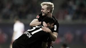 Leverkusen atropela RB Leipzig fora de casa em confronto direto e entra no G4 da Bundesliga