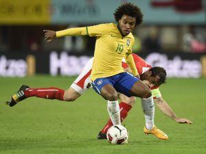 Les buts de Autriche vs Brésil