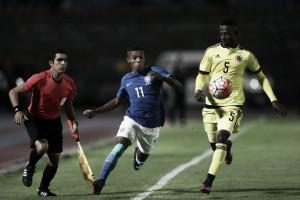 Brasil toma gol no fim e perde para Colômbia no Sul-Americano Sub-20