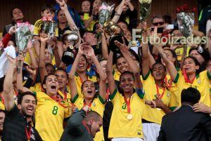 Brasil sigue dominando Sudamérica