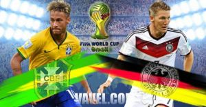 Brasile vs Germania, sognando il Maracanã