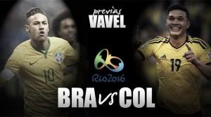 Brasil - Colombia: la ruta hacia el oro continúa