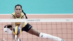 Voleibol Río 2016: 'Jaque' a la reina Brasil