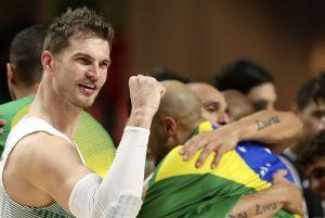 Basket, Mondiali 2014, ottavi di finale : il Brasile asfalta i cugini argentini