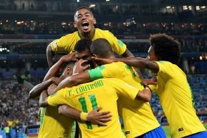 Brasile, primato col minimo sforzo