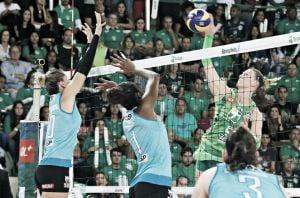 Em partida equilibrada diante do Brasília, Sesi assegura vaga nas semifinais da Superliga Feminina