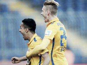 Eintracht Braunshweig 1-0 1. FC Heidenheim: Khelifi goal lifts hosts to victory