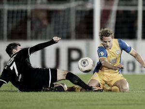 Würzburger Kickers 0-1 Eintracht Braunschweig: Nielsen earns Lions third round place
