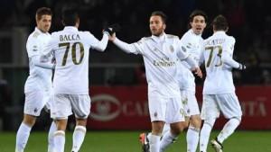 Milan, punto portato a casa all'Olimpico di Torino: le voci del post partita