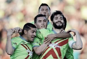 Bravos vence a Potros y amarra semifinales