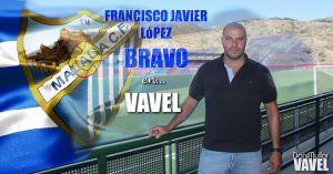 """Entrevista. Bravo, ex jugador del Málaga CF: """"La afición siempre ha sido el jugador número 12"""""""