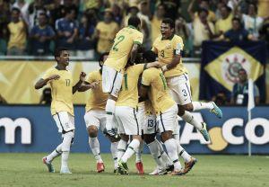Turquía vs Brasil en vivo y en directo online