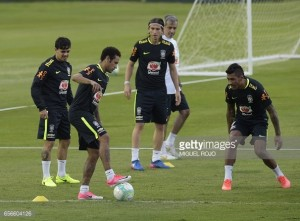 Tite's names Brazil squad for World Cup qualifier